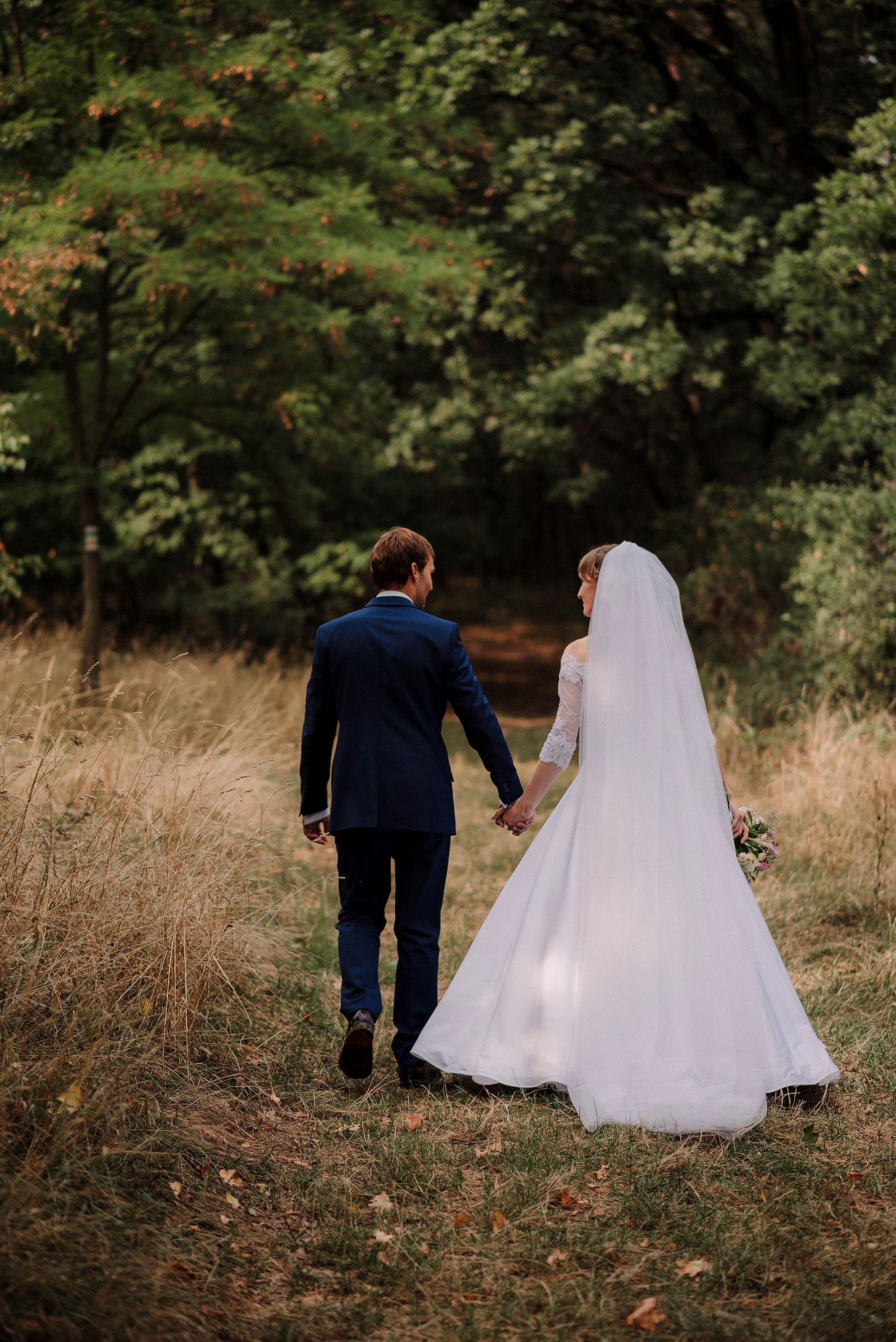 svatební fotografie K+O